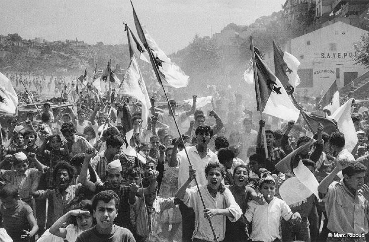 The decolonisation of algeria