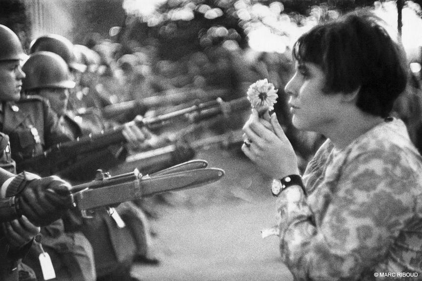 hippie guerra de vietnam: